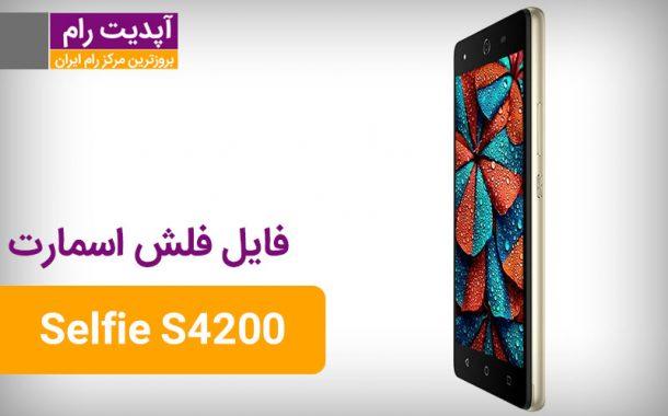 رام رسمی و فارسی اسمارت SMART Selfie S4200 اندروید 6.0.1